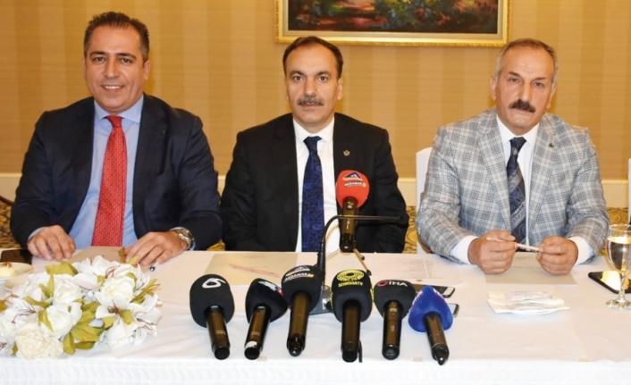 Ahmet Davutoğlu Van'a geliyor
