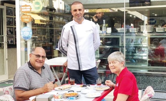 Amerikalı turistlerden Van Kahvaltısı'na tam not