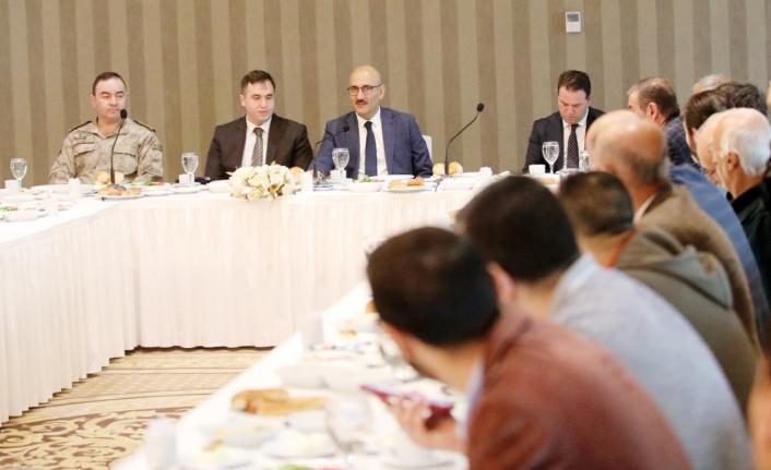 Başkan Vekili Aydın: İpekyolu'na değer katacağız
