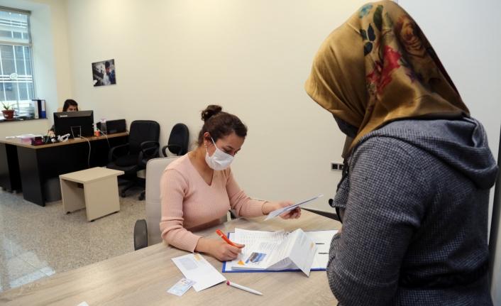 Büyükşehir'den 2 bin 77 dar gelirli aileye yardım eli