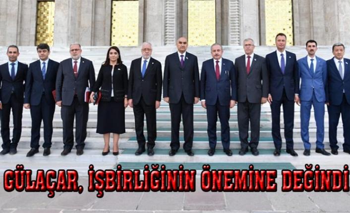 Gülaçar, Tacikistan ve Türkiye arasındaki ticari işbirliğini değerlendirdi
