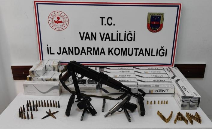 Jandarma'dan, terör operasyonu…