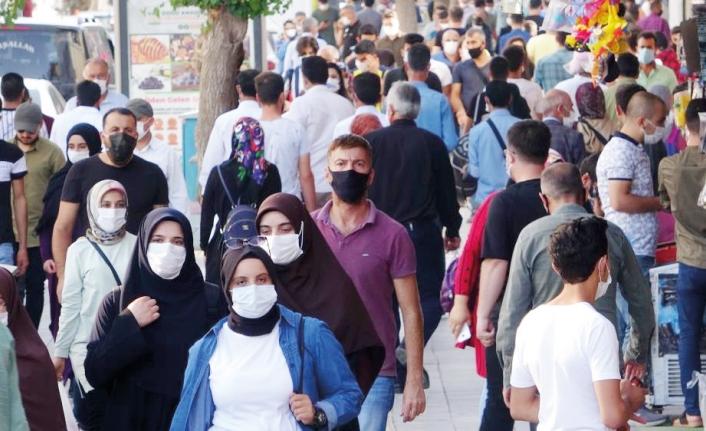 Van en az vaka oranıyla Türkiye birinciliğini korudu