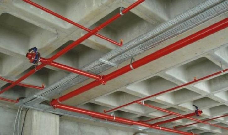 Van'da, yangın söndürme sistemi bakım onarımı yapılacak