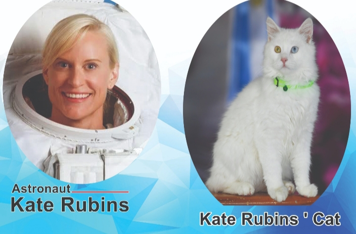 Astronot Rubins Van'ın tanıtım elçisi oldu