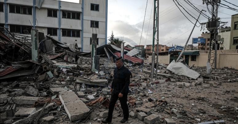 İsrail saldırılarında şehit sayısı artıyor
