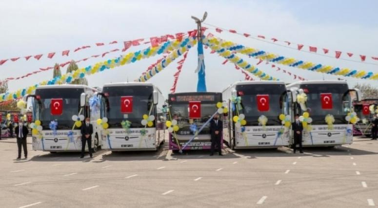 Van'dan, Kapıköy'e otobüs seferleri başlıyor