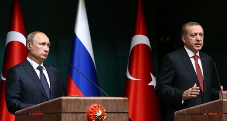 Cumhurbaşkanı Erdoğan ile Putin telefonda rejimin saldırısını görüştü