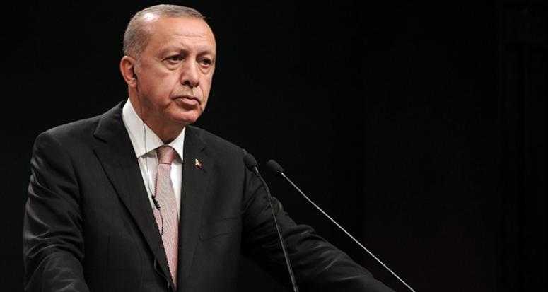 Başkan Erdoğan açıkladı: 350 bin kişi iştirak etti