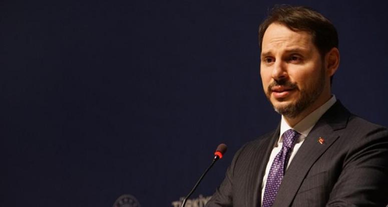 Albayrak: 'İthalatı azaltıp, ihracatı artıracak yatırımları desteklemeye devam ediyoruz'