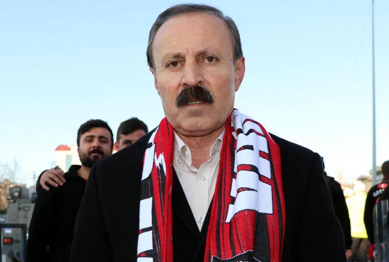 Yenitürk: Vanspor emin adımlarla ilerliyor