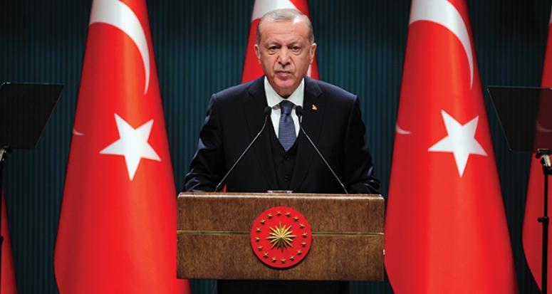 Cumhurbaşkanı Erdoğan: 'Yunanistan'ın bölgede Navtex ilanına hakkı yoktur'