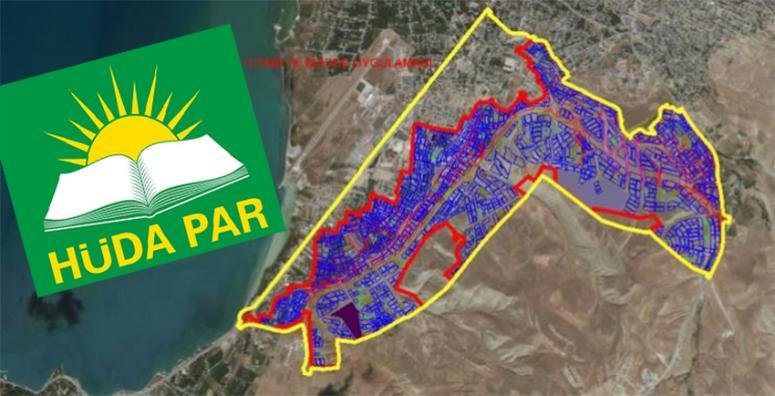 Hüda Par, çevre yolu planlaması sorununa dikkat çekti