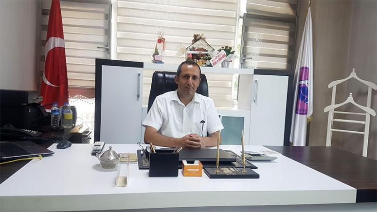 Van Şişli Öğretmenevi'nin yeni müdürü Abdullah Turan…