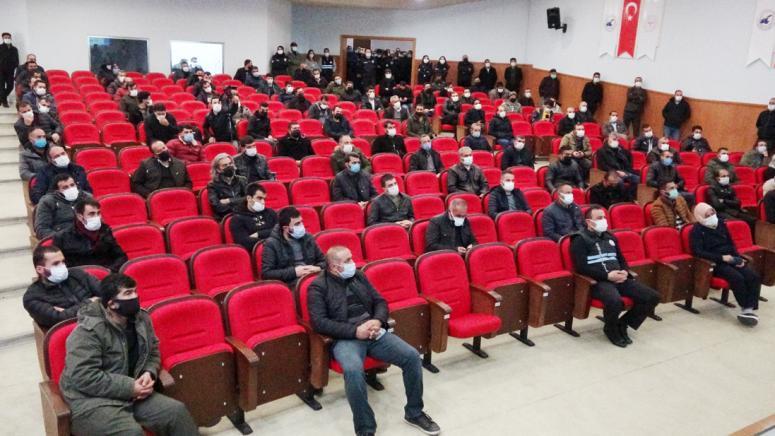 Van'da 50 kişilik iş için 7 bin 200 başvuru alındı