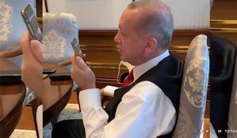 Erdoğan: Ayda enkazdan çıkarıldığında hüngür hüngür ağladım