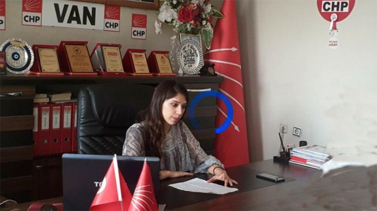 CHP Van Kadın Kolları'ndan İstanbul Sözleşmesi…