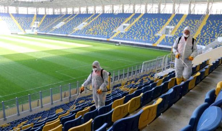 TFF açıkladı: Ekim'de maçlar seyircili olacak