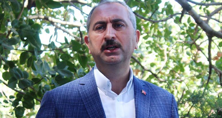 Bakan Gül: 'Kadına şiddet bir terör eylemidir'