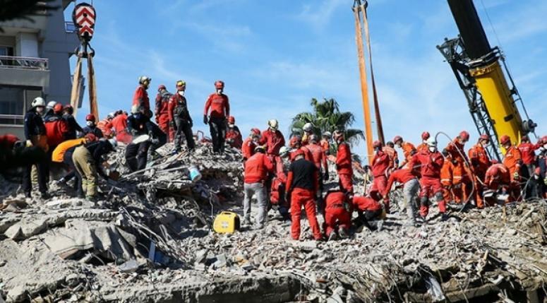 Depremin son bilançosu açıklandı