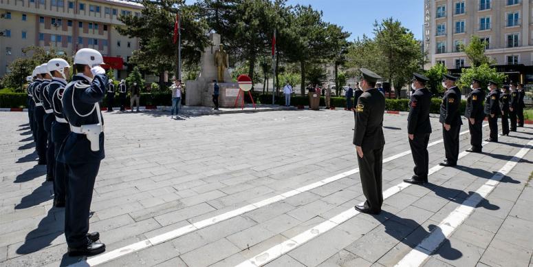 Jandarma Teşkilatı'nın kuruluş yıl dönümü Van'da da kutlandı