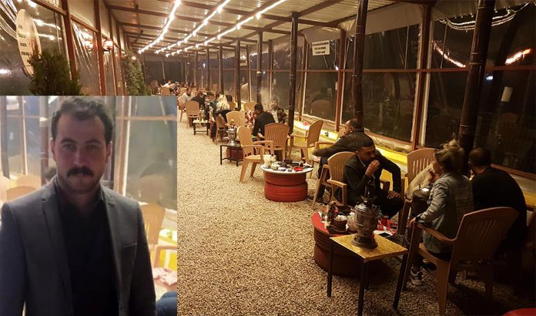 Ahmet Kaya severler İskele'deki kafede bir araya geliyor