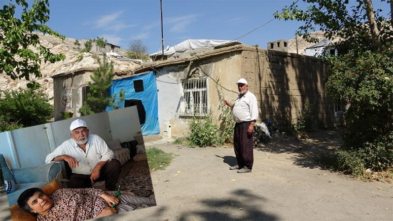 Tuşba'daki 10 kişilik aile destek bekliyor