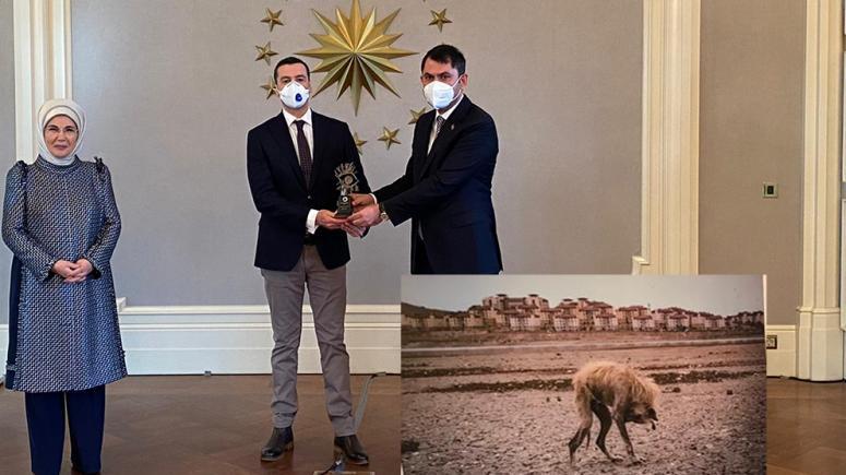 Van YYÜ'deki öğretim üyesinin fotoğrafı ödüle layık görüldü