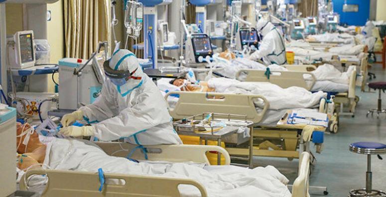 Dünyada ölüm sayısı 19 milyona yaklaştı
