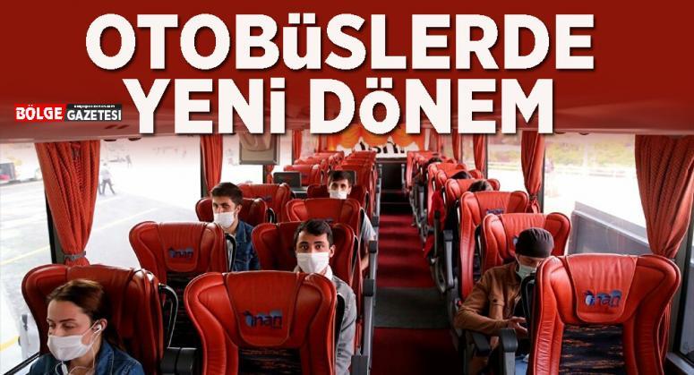 Şehirlerarası otobüslerde yeni dönem