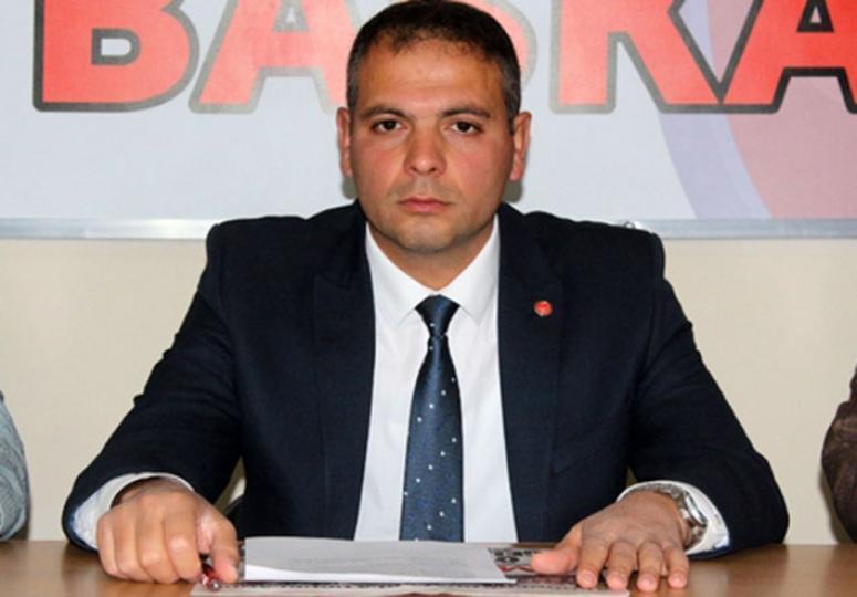 SP Van İl Başkanı İlhan'dan 29 Ekim mesajı