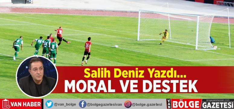 Moral ve Destek
