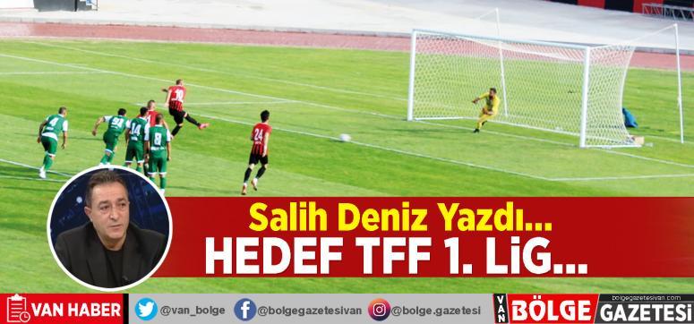 Hedef TFF 1. lig...