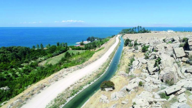 Şamran Kanalı Unesco Dünya Mirası listesinde…