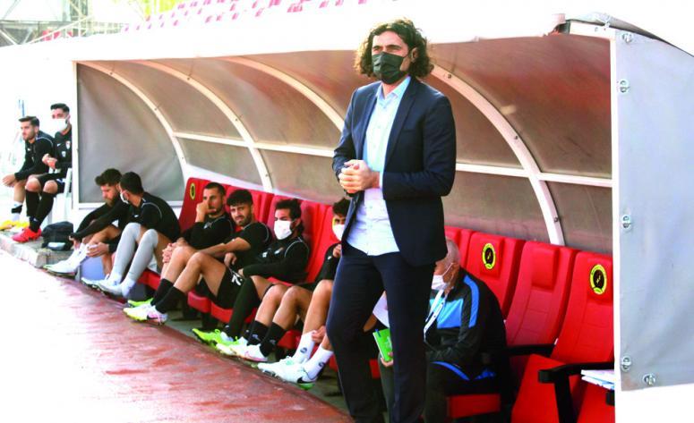 Yeni teknik direktör Vanspor'a ilaç oldu