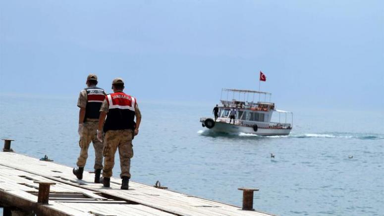 Van Gölü'nden çıkarılan ceset sayısı 37 oldu