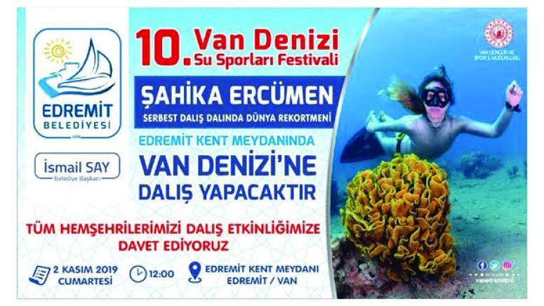 Van Denizi'nde 10. Festival…