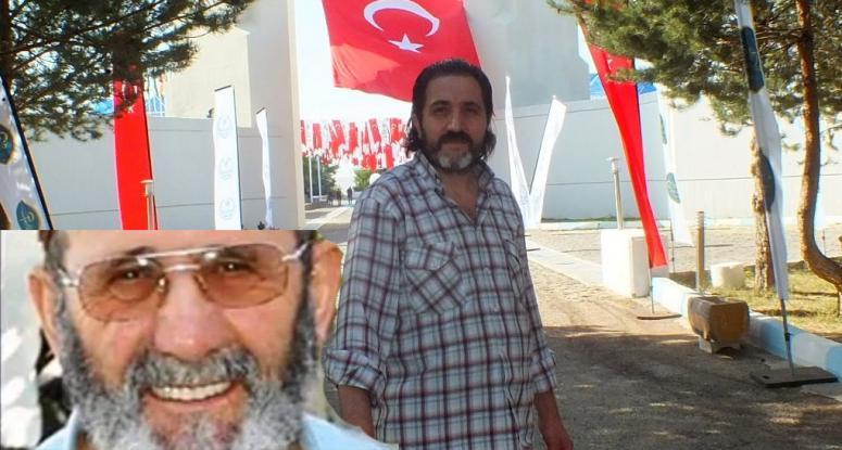 Gazeteci Akyüz, babasını kaybetti