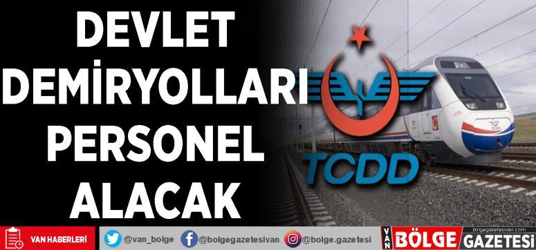Devlet Demiryolları personel alacak