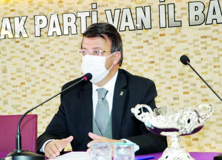 Başkan Türkmenoğlu'na, 'Geçmiş olsun' dilekleri…