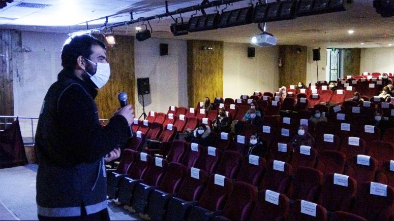 Van'da uyuşturucuyla mücadeleye farkındalık projesi başlatıldı