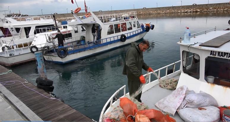 Vanlı balıkçıların av sezonu başladı