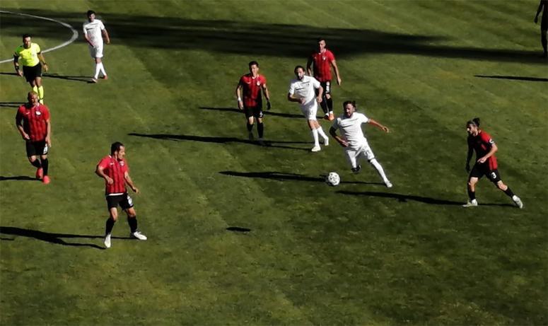 Vanspor, evinde Sakarya'yı tek golle geçti:1-0