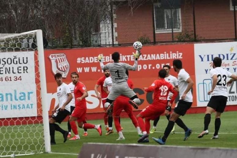 Vanspor, Pendik'i 5 golle mağlup etti