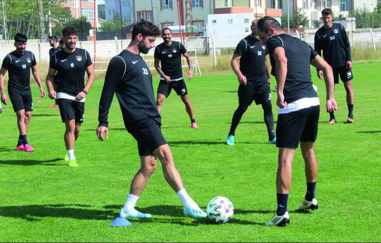 Vanspor'un hafta sonu maçı yok