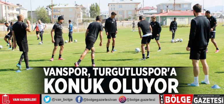 Vanspor, Turgutluspor'a konuk oluyor