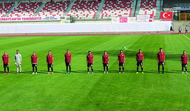 Vanspor, Sivas Belediyespor'u konuk edecek
