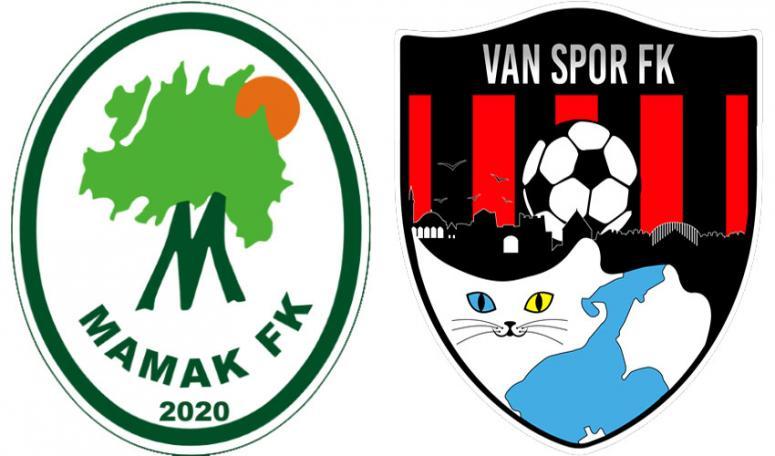 Vanspor, Mamak'ı 5 golle geçti