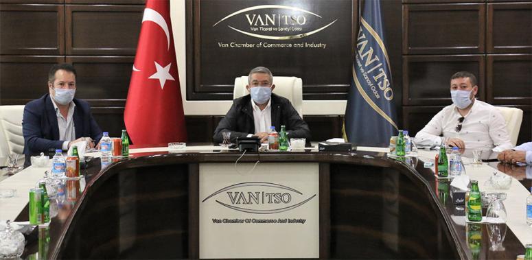 Van TSO'dan ithal vergi zammına tepki...