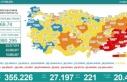 24 Eylül koronavirüs verileri paylaşıldı